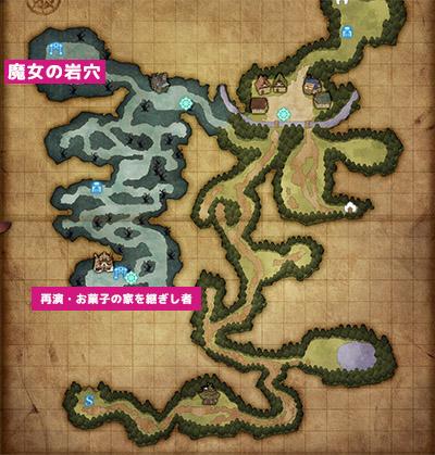 ダンジョンマップ1
