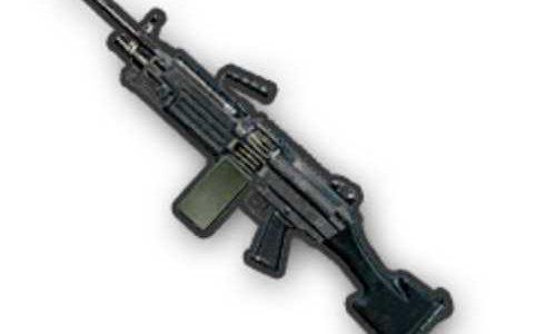 【PUBGモバイル】ライトマシンガン一覧/対応アタッチメント・弾薬・性能比較