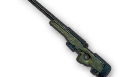 【PUBGモバイル】スナイパーライフル一覧/対応アタッチメント・弾薬・性能比較