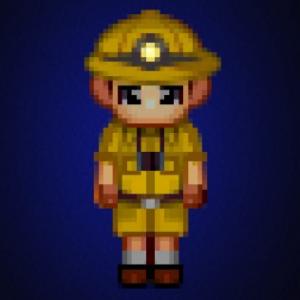 探検家のスキン