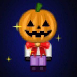 かぼちゃのスキン