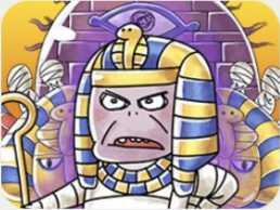 暴君のミイラ王